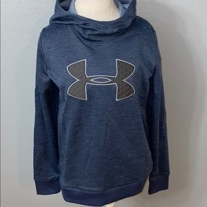 Under Armour Loose Neck Hoodie Large NWT
